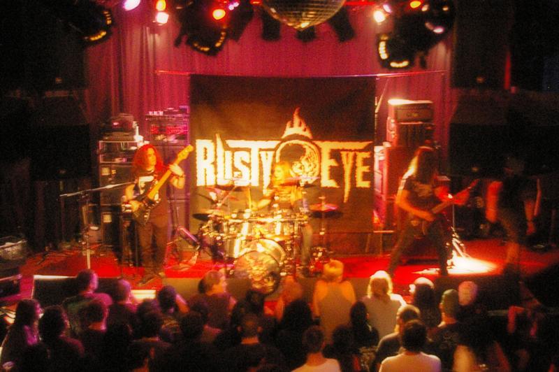 Rusty Eye Guitar Chords, Guitar Tabs and Lyrics album from Chordie