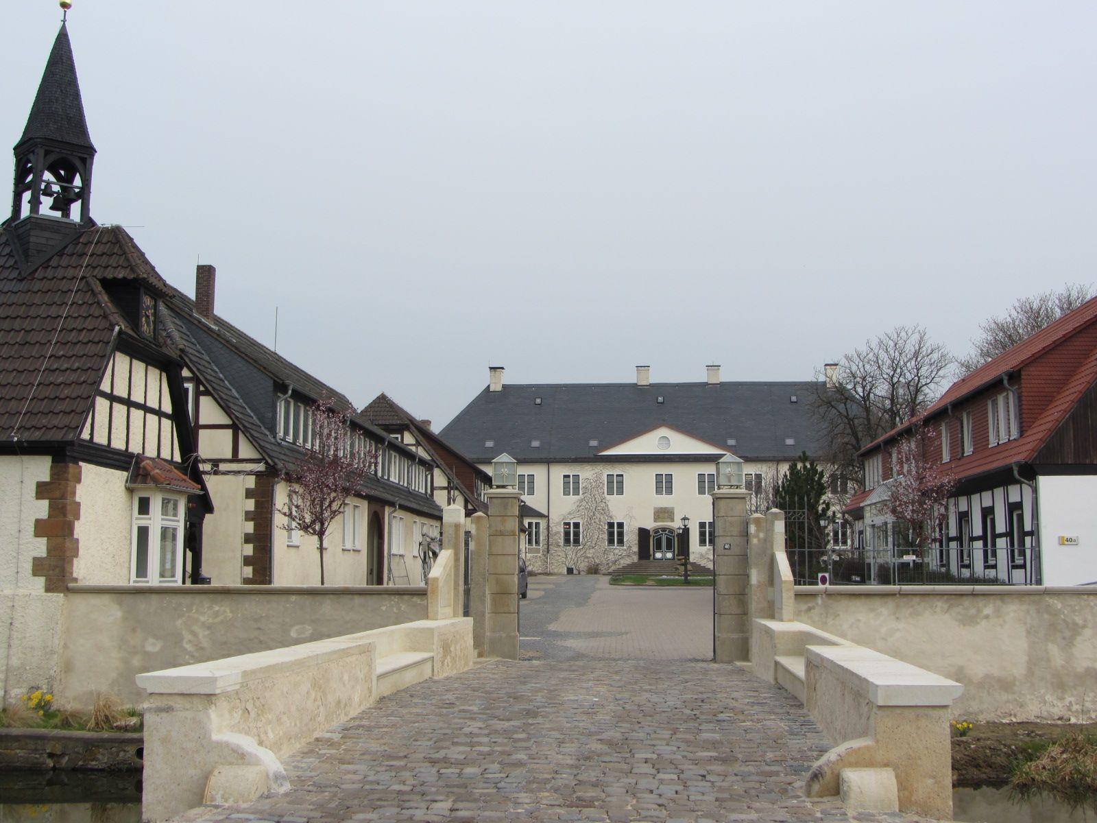 SchloГџ Benkhausen