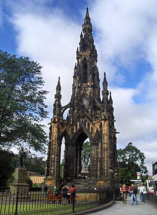 File:Scott monument Edinburgh.jpg - Wikimedia Commons