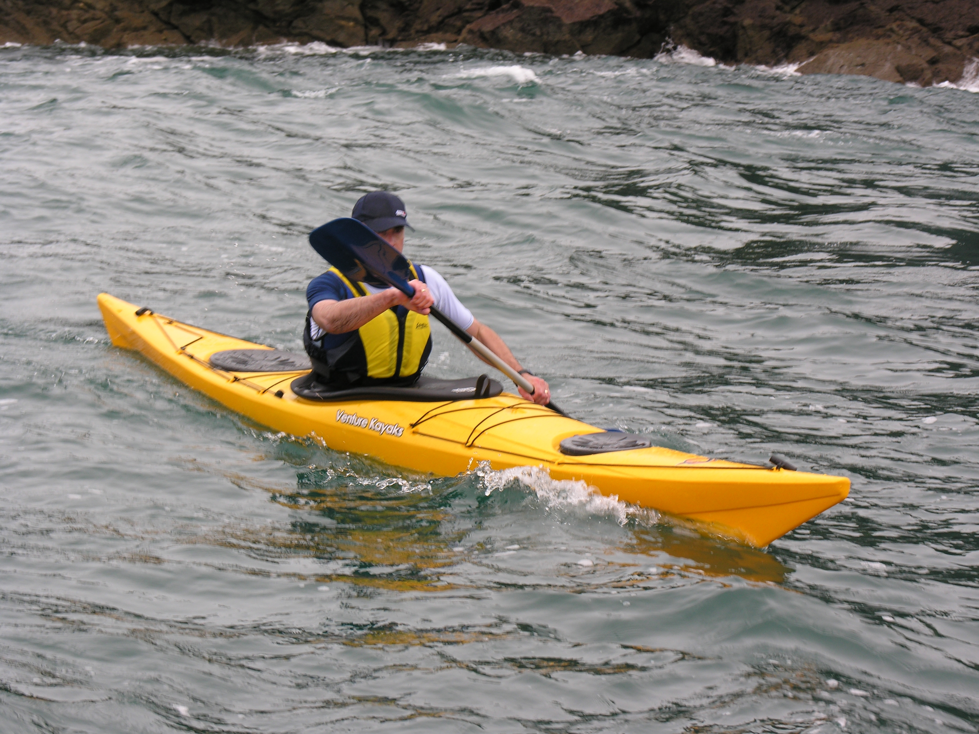Sea Kayak Wikipedia