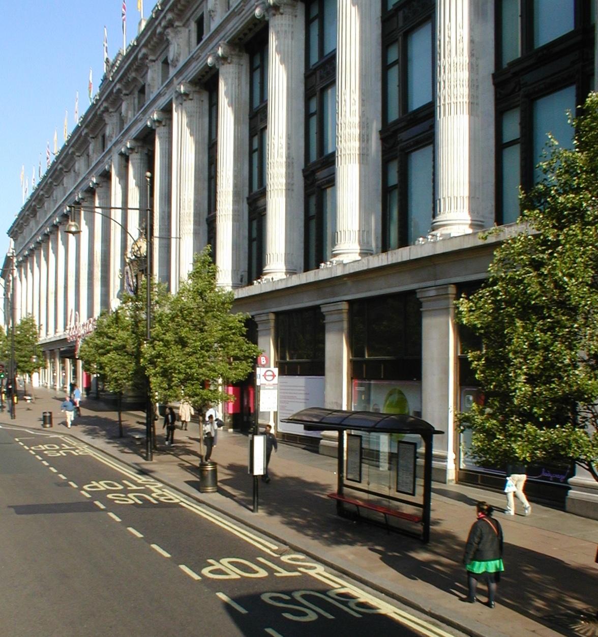 Selfridges Oxford Street Wikipedia