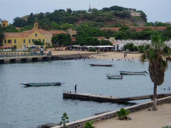 Senegal..Goree Adasi