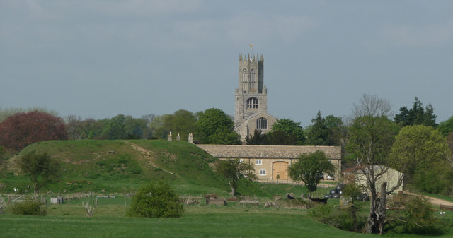 Site of Fotheringhay Castle - geograph.org.uk - 1258732