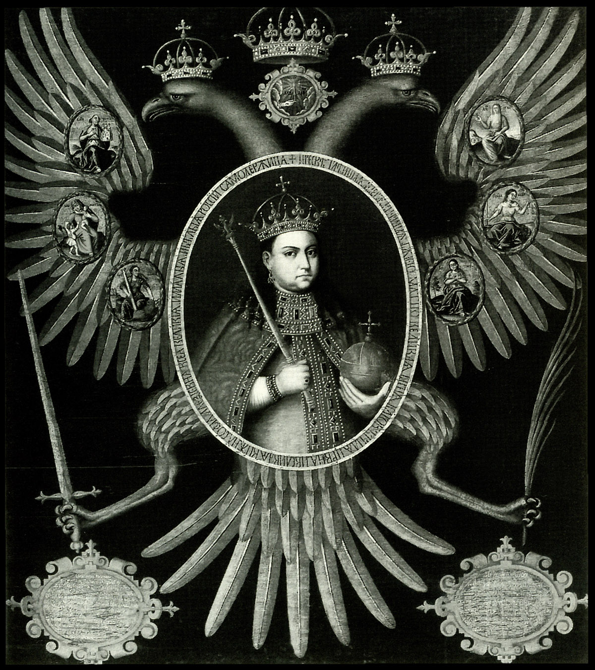 The Russian Regent Sophia 26