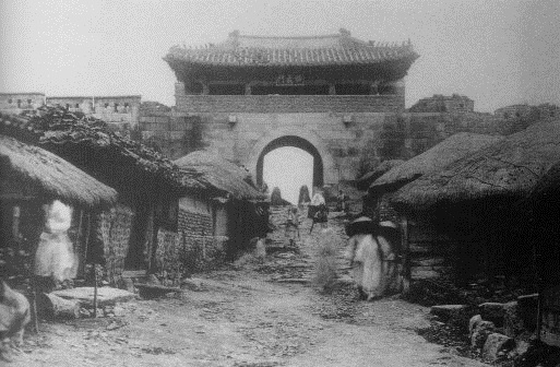 File:Souimun Gate, Seoul, Korea, est 1880.jpg - Wikimedia Commons