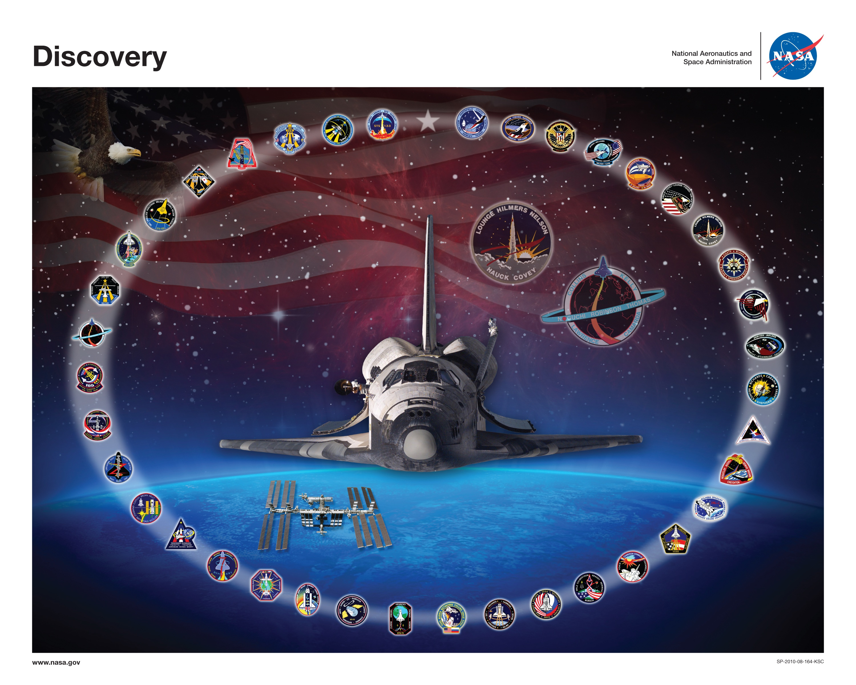 Space Shuttle Discovery tribute poster.jpg