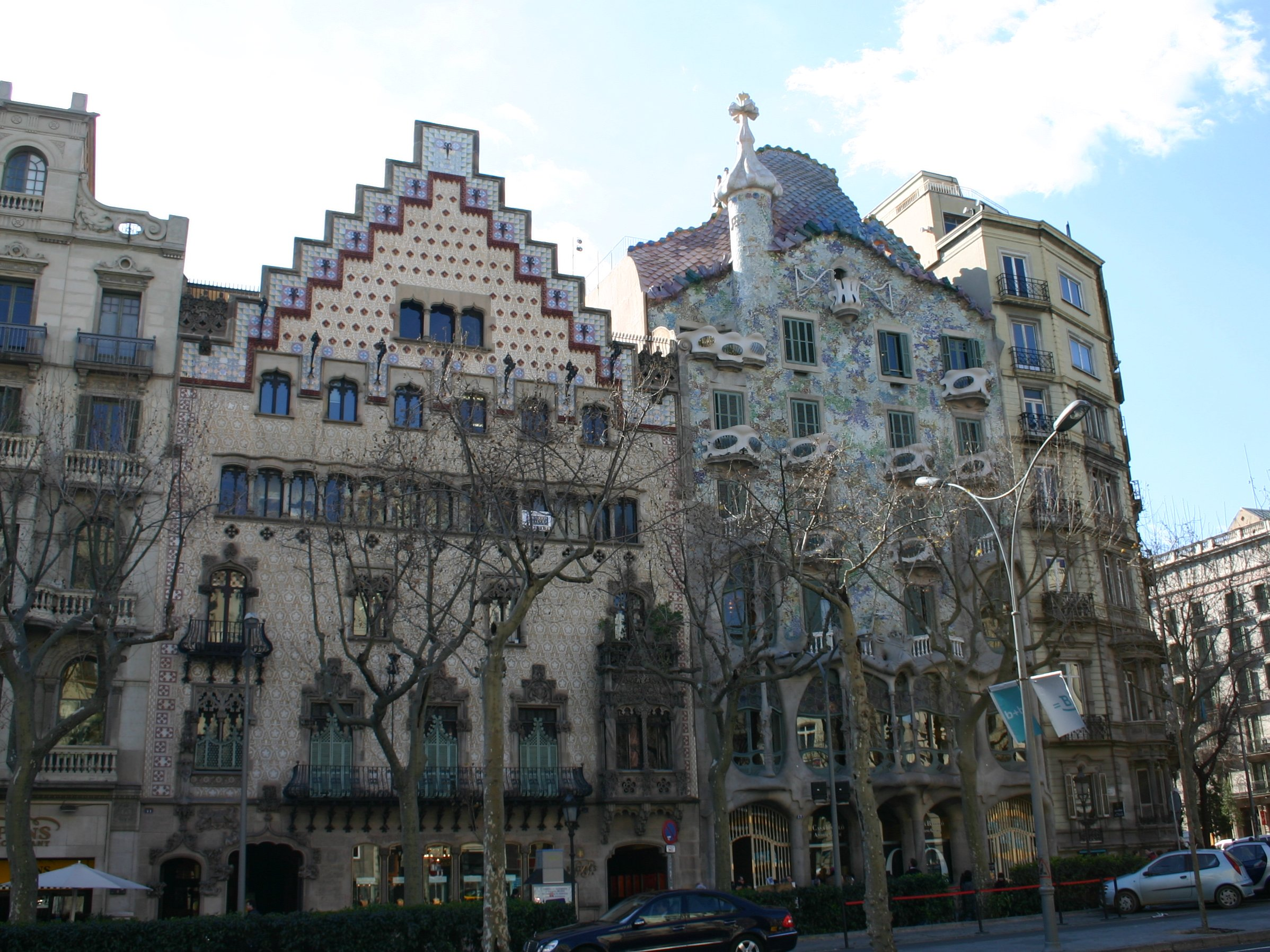 Barcelona photoblog the top 5 architectural masterpieces of barcelona - Casa ametller productes ...