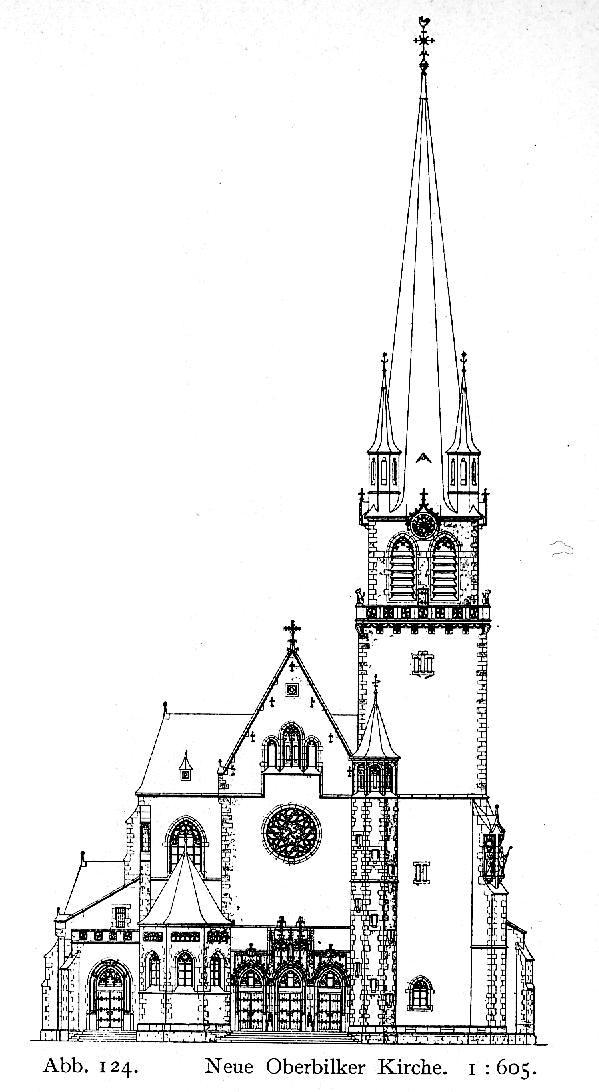 datei st apollinariskirche in d sseldorf oberbilk erbaut. Black Bedroom Furniture Sets. Home Design Ideas