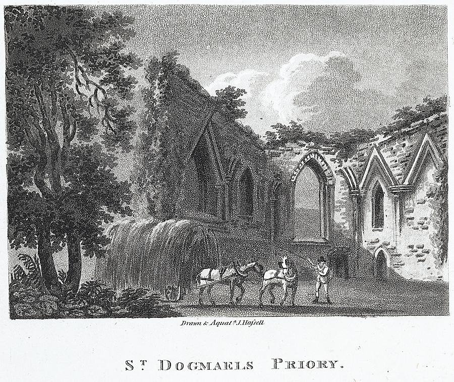 St. Dogmaels Priory