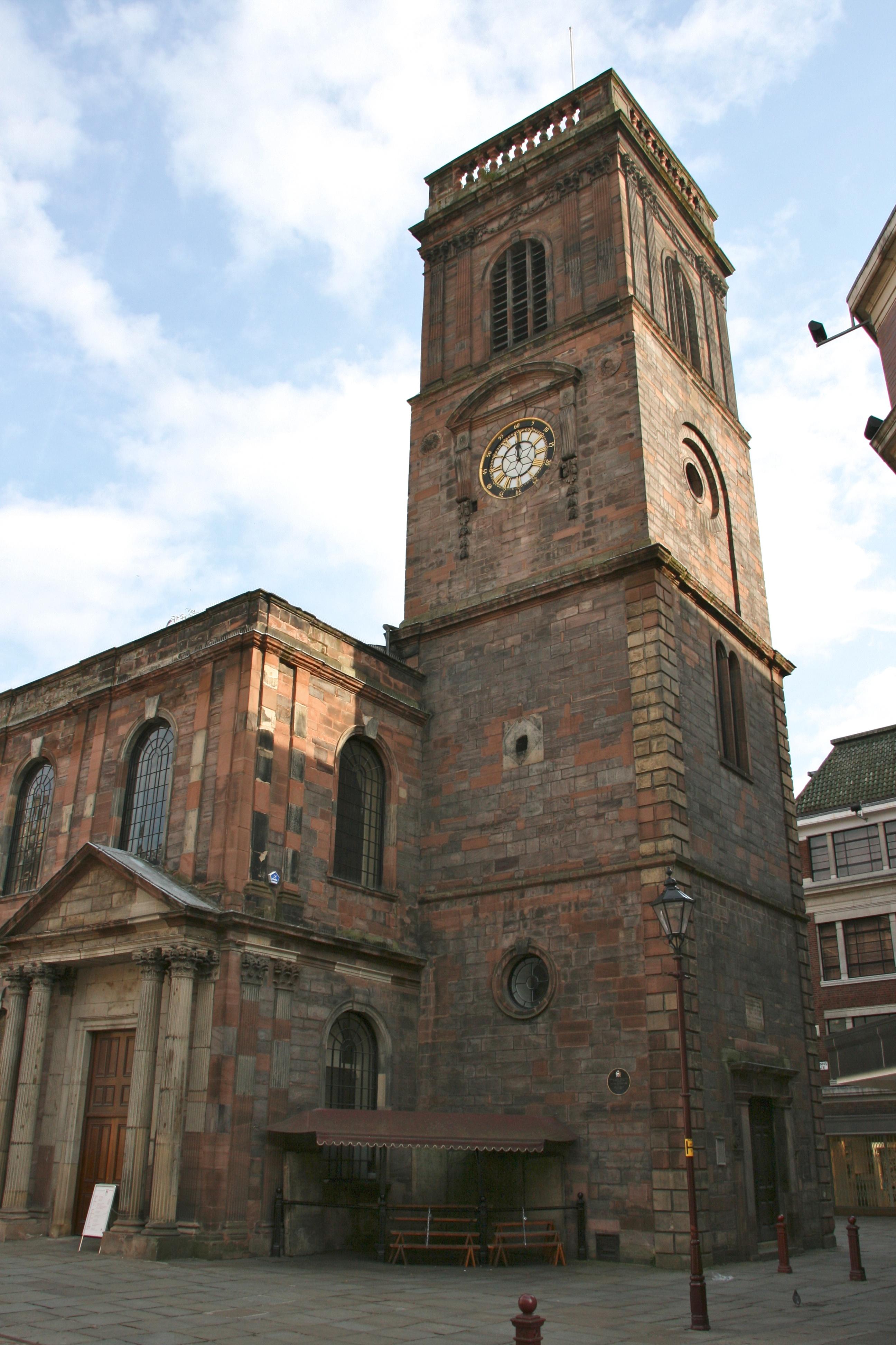 St Ann\'s Church, Manchester - Wikiwand
