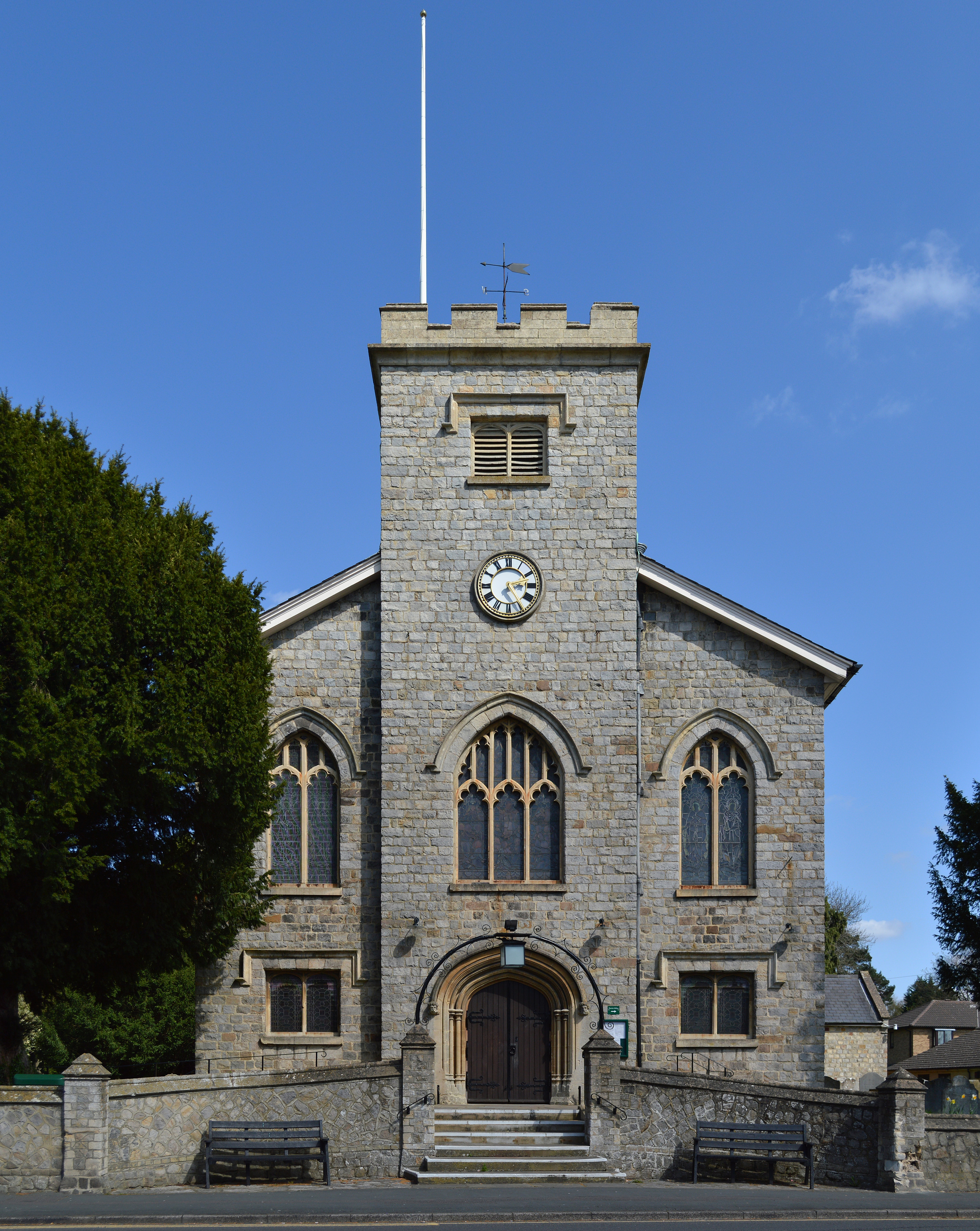 multiple points on google maps with File St Peter's Church  Frimley on Index eng further Distance Map likewise Details likewise Local Guide  e2 80 8ebest Practice All Caps All Lowercase additionally Footchart.
