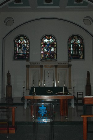 St Peter Walworth Interior.JPG