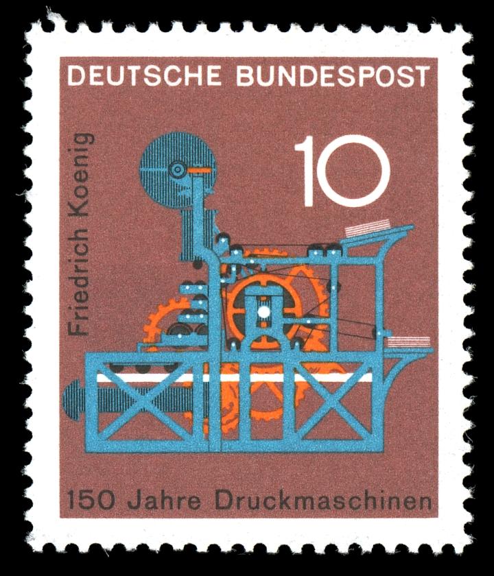 Briefmarken Jahrgang 1968 Der Deutschen Bundespost Wikiwand