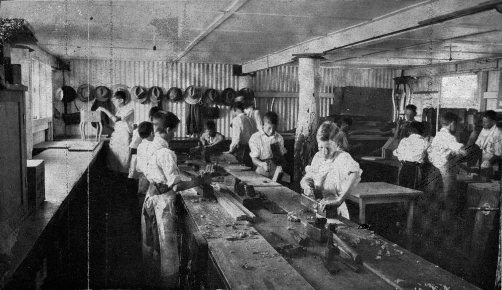 woodworking school
