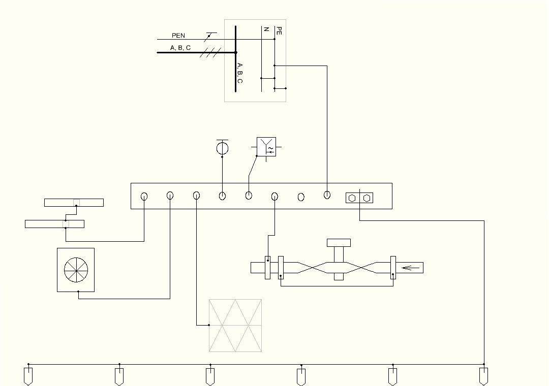 Filetechnical diagram of the main earthing busbar in tn c s system filetechnical diagram of the main earthing busbar in tn c s systemg ccuart Gallery
