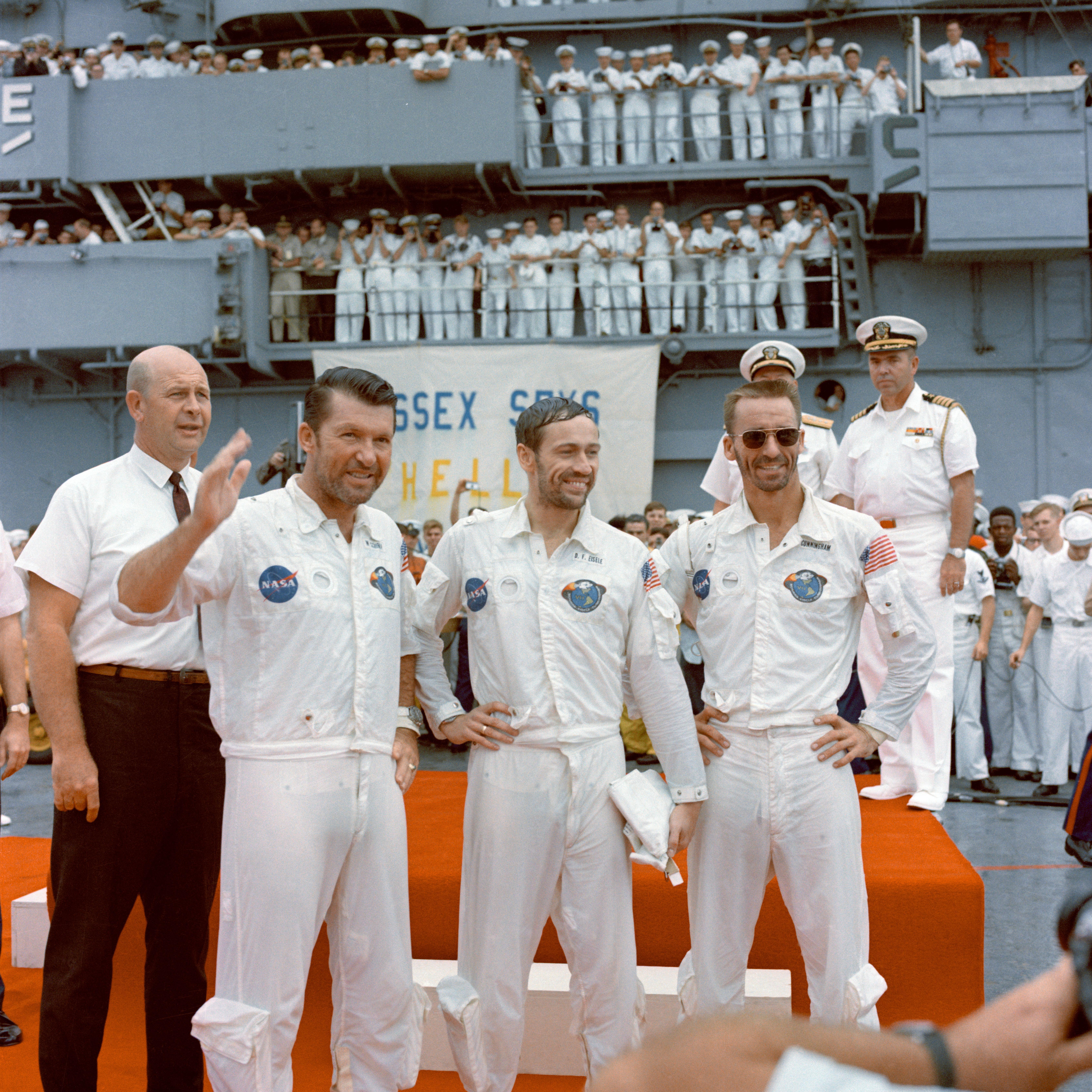 apollo space missions crews - photo #25