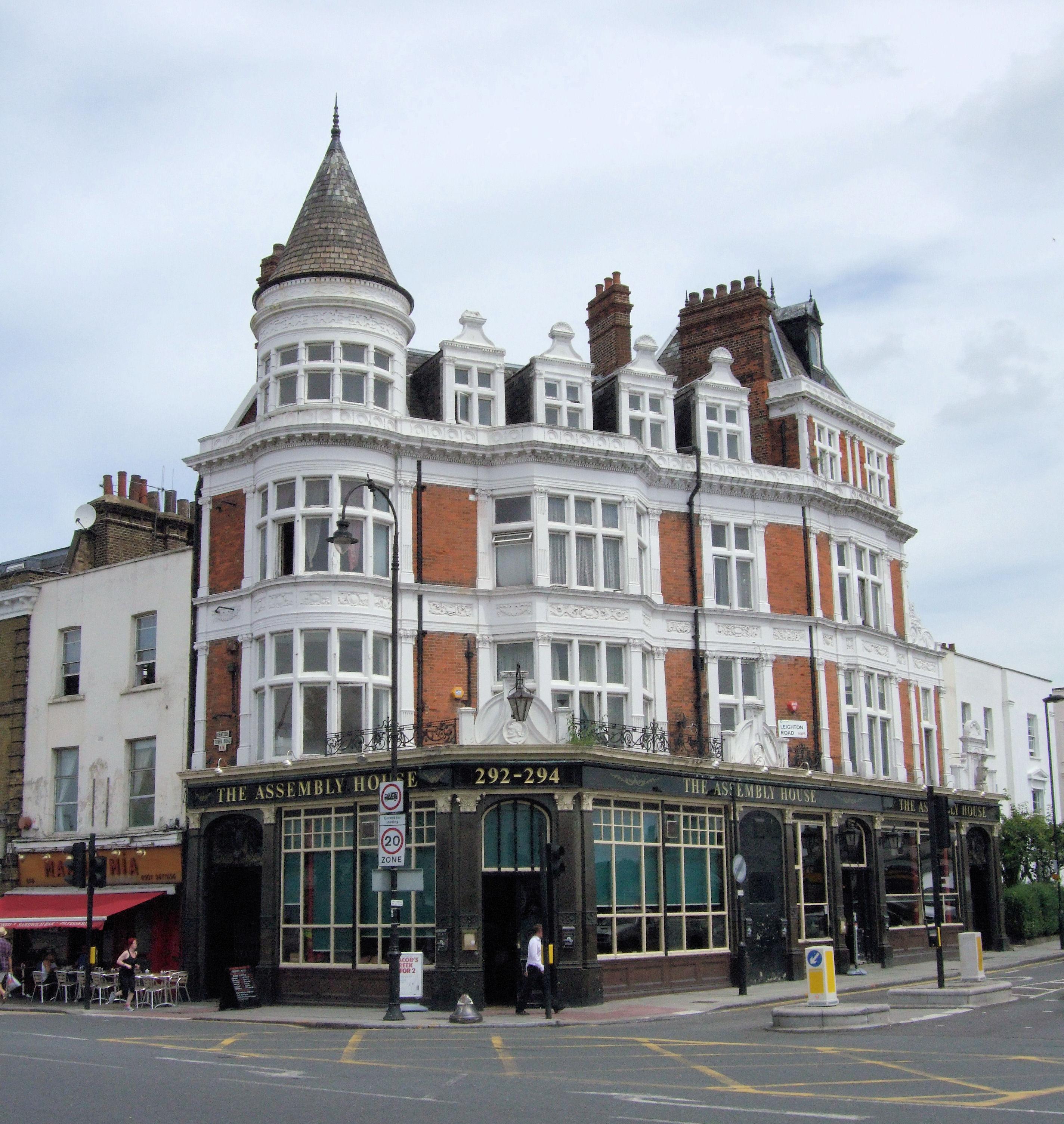 London Kensington Hotel Wrights Lane