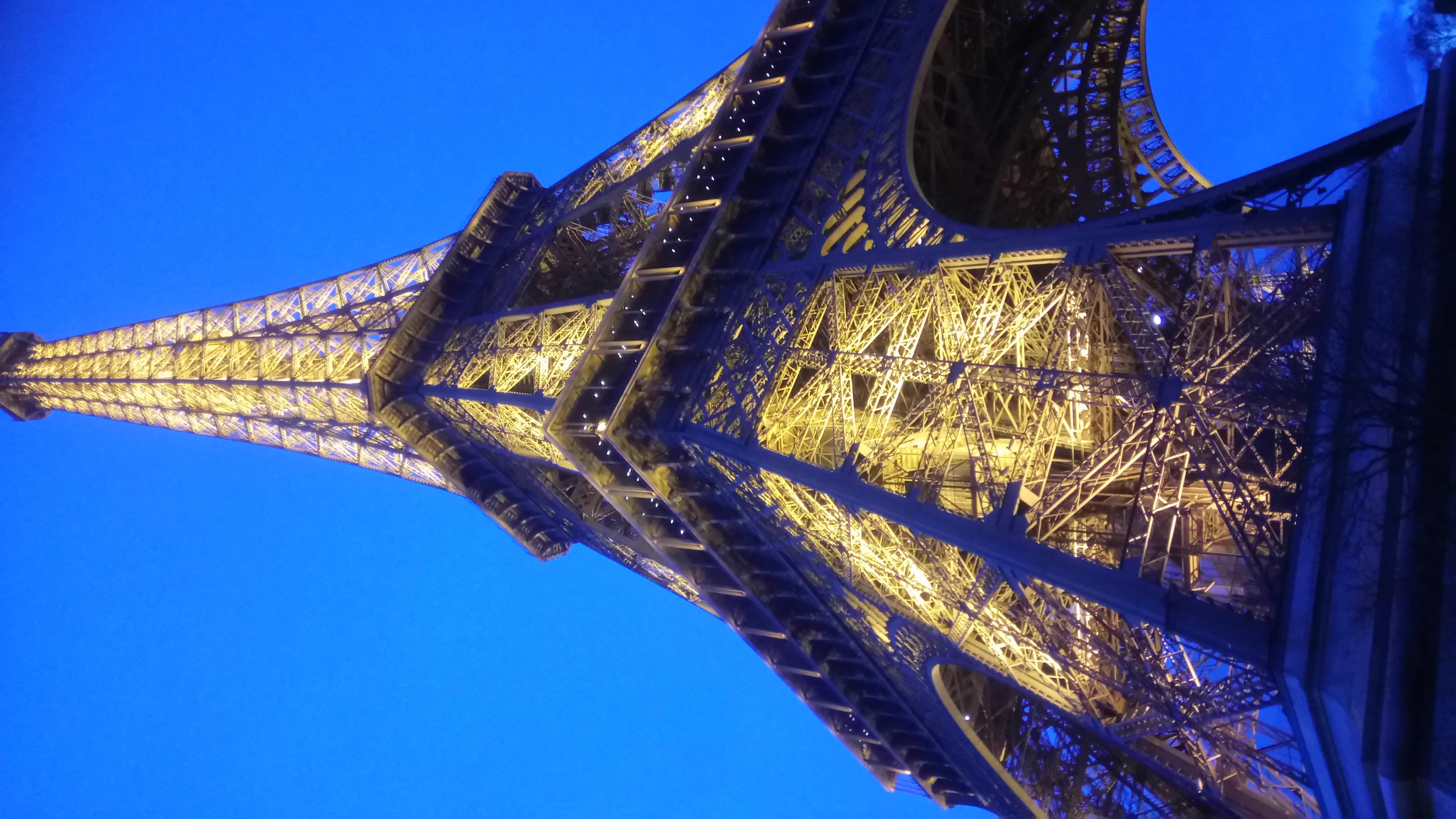 Archivo:Torre Eiffel Noche.jpg