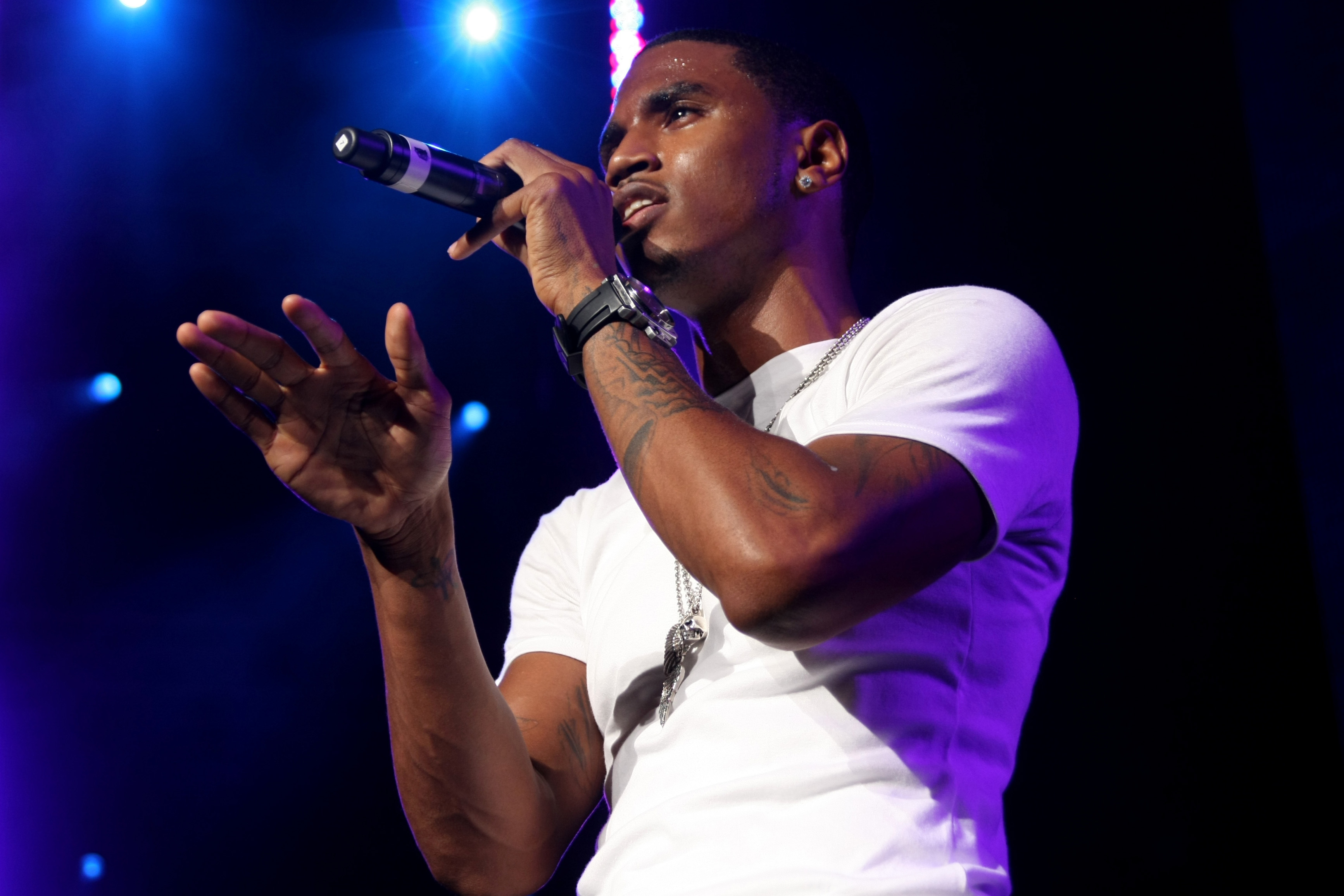 Trey Songz High School Images & Pictures - Becuo