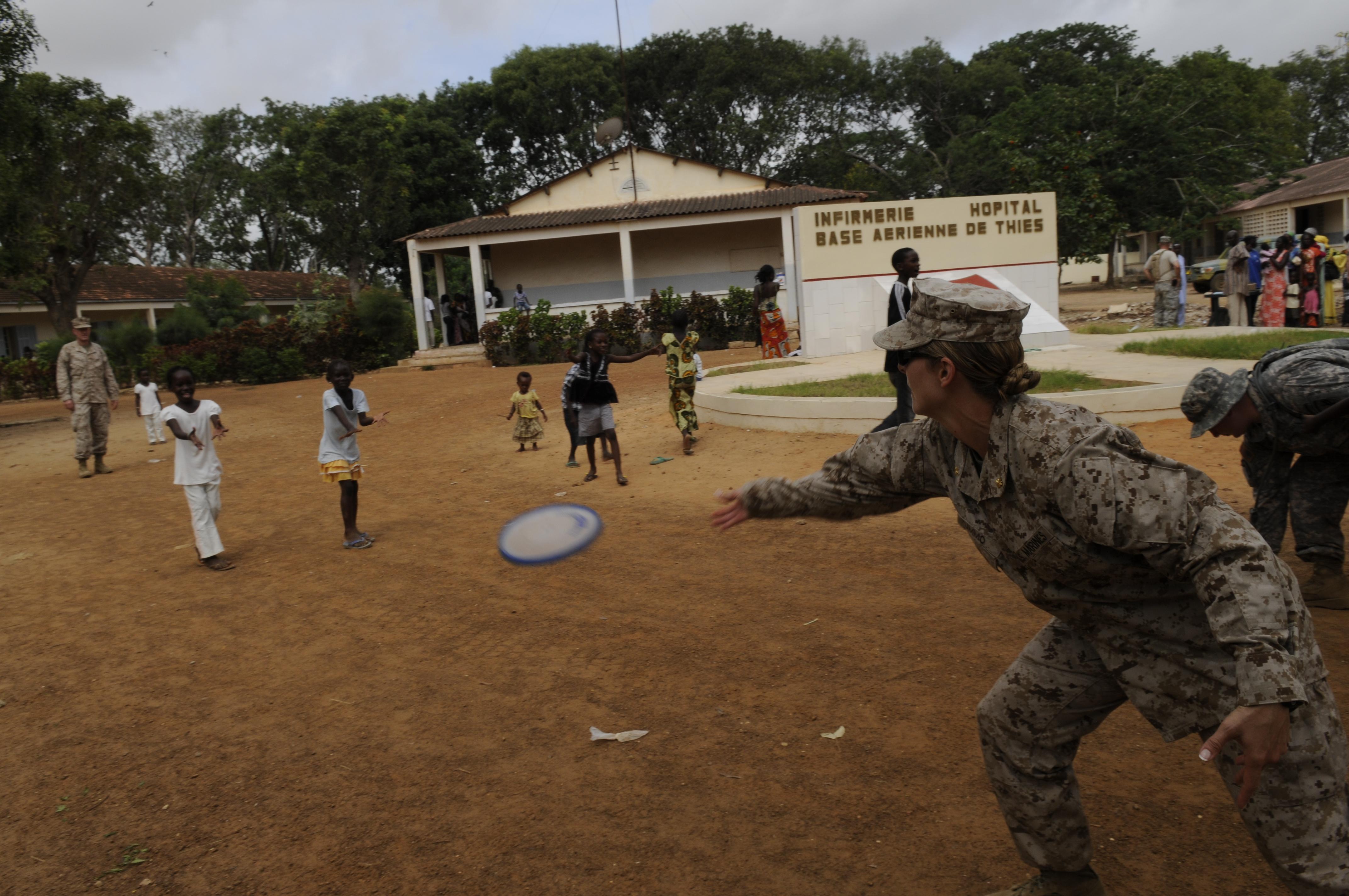 File:U.S. Marine Corps Maj. Kara Zummo, with the 11th ...