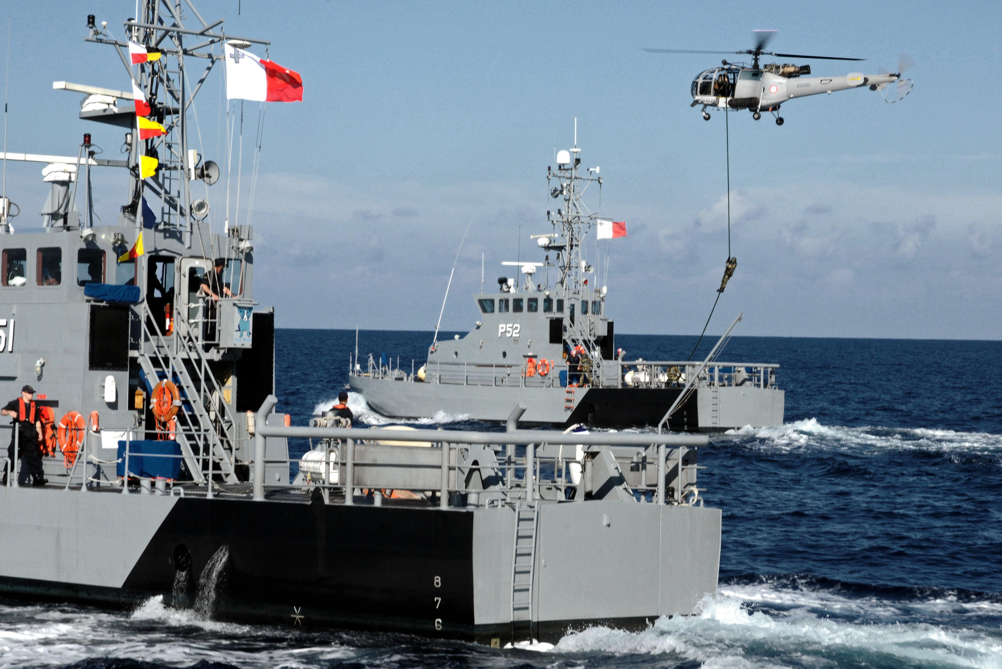 A Marinha Maltesa