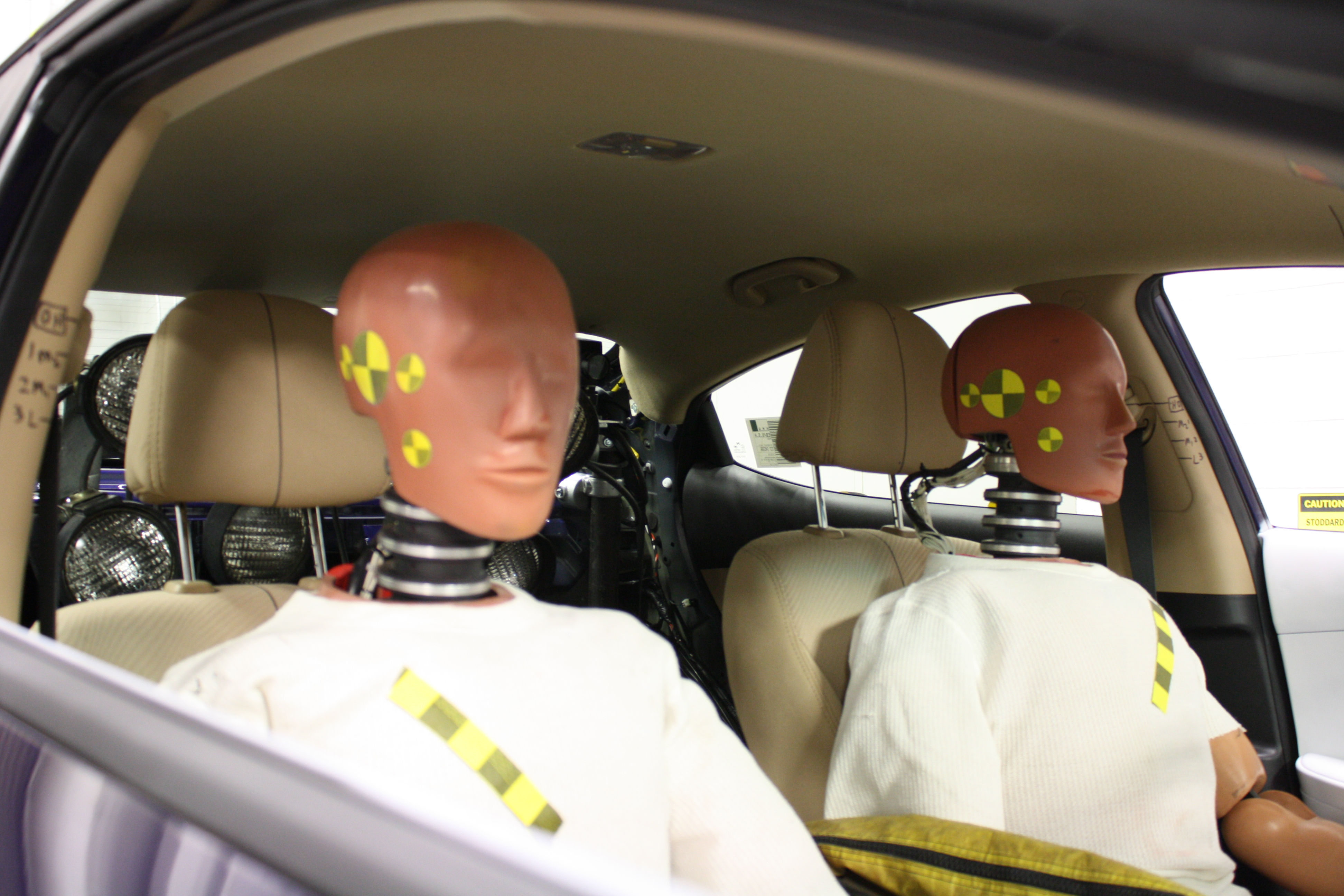 the history of crash test dummies and airbag safety in united states Perspective on audi a4 performance in new iihs small overlap crash test  in the united states  airbag in some cases in others, safety belts allowed.