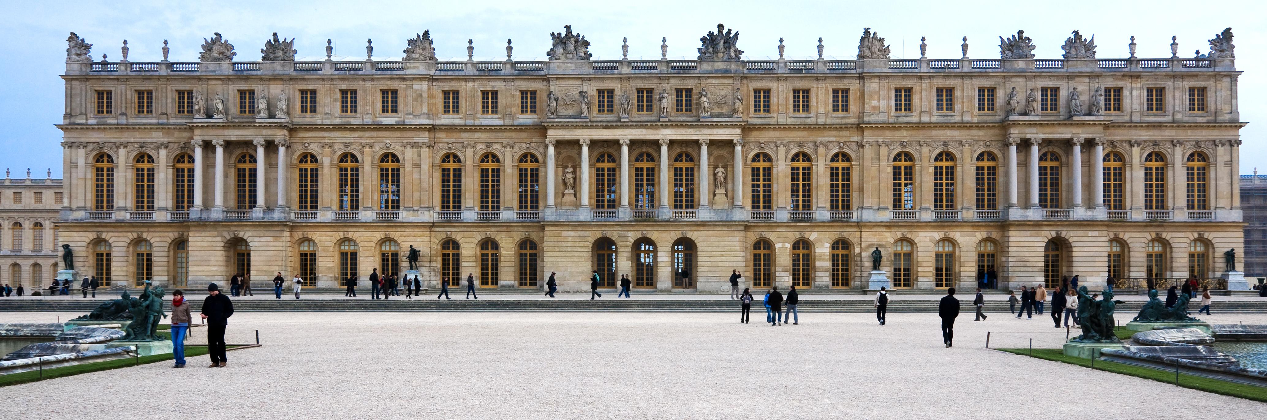Schloss Versailles ? Wikipedia Ludwig Xiv Schlafzimmer