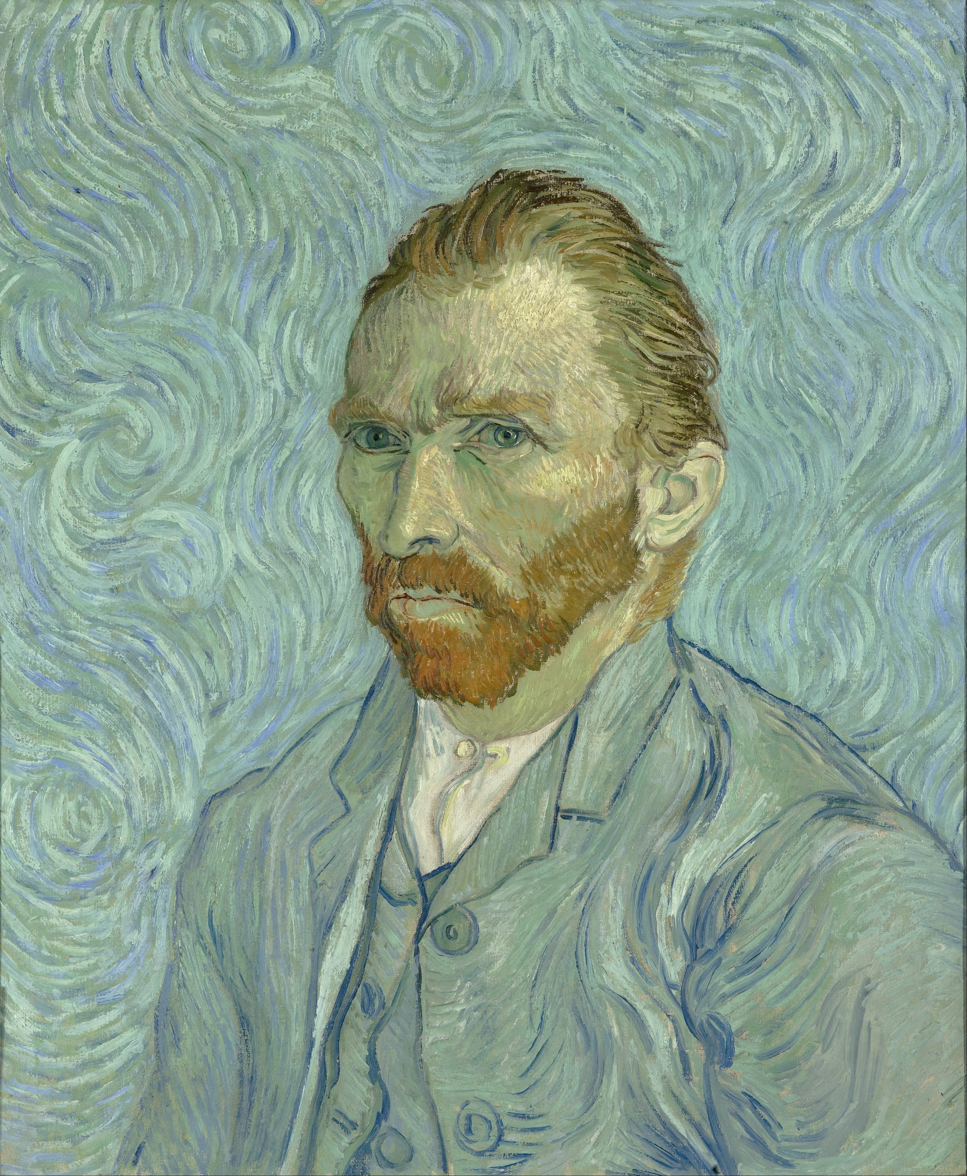 Template Did You Know Nominations Van Gogh Self Portrait 1889