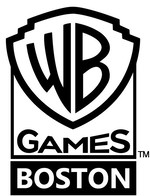 WB Games Boston logo from 2018 to 2019