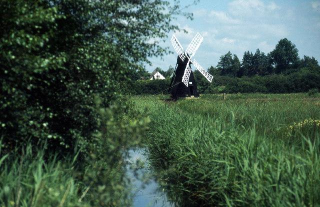 Wicken Fen - geograph.org.uk - 50940