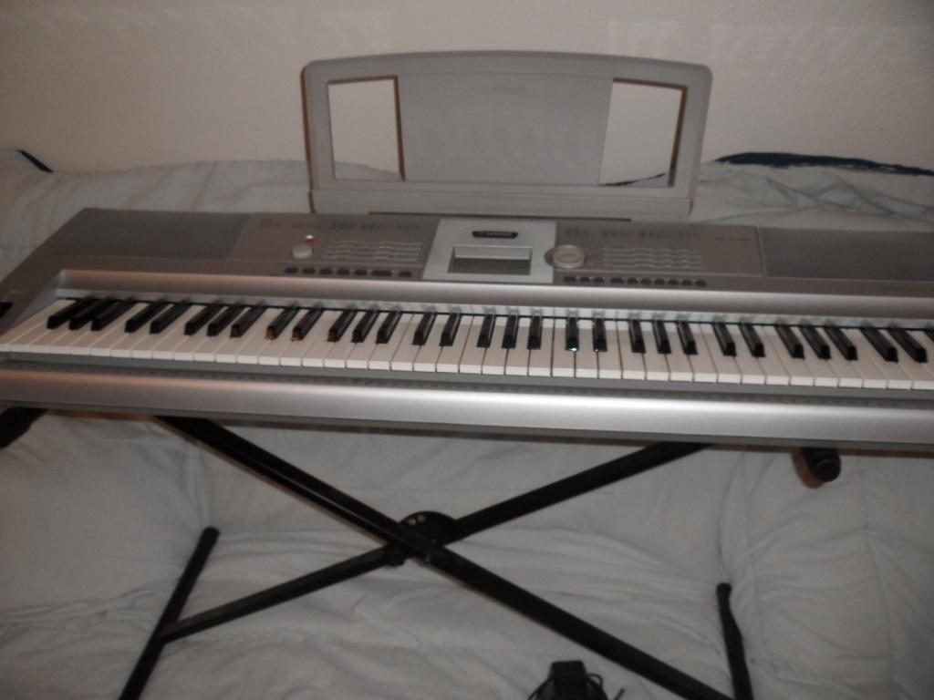 Yamaha Instruments Website