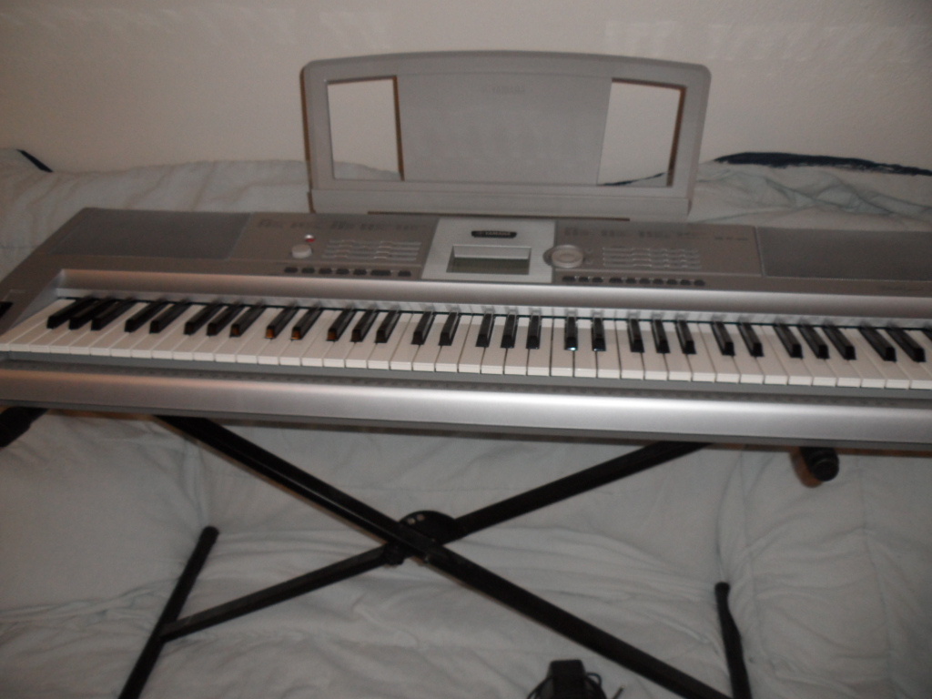 file yamaha portable grand dgx 205 picture 4 of 4 jpg