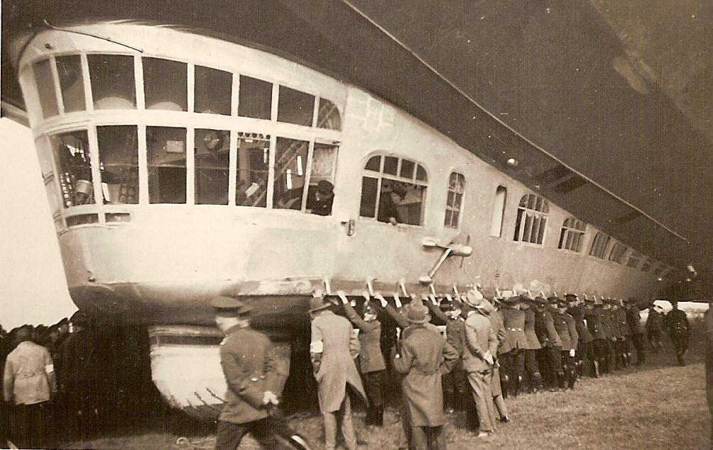 Гондола аэростата — Википедия