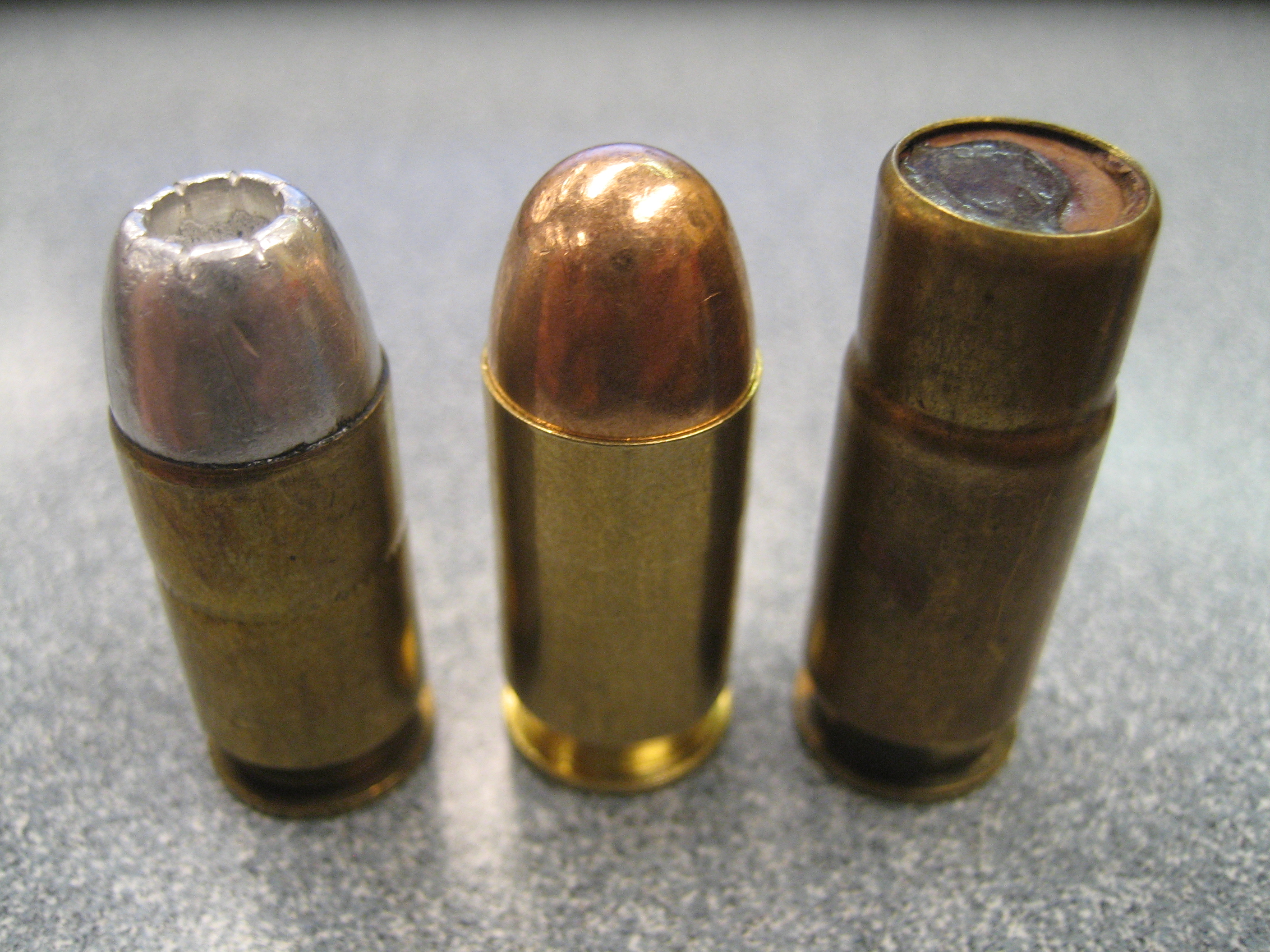 Full Hollow Hollow Point Full Metal