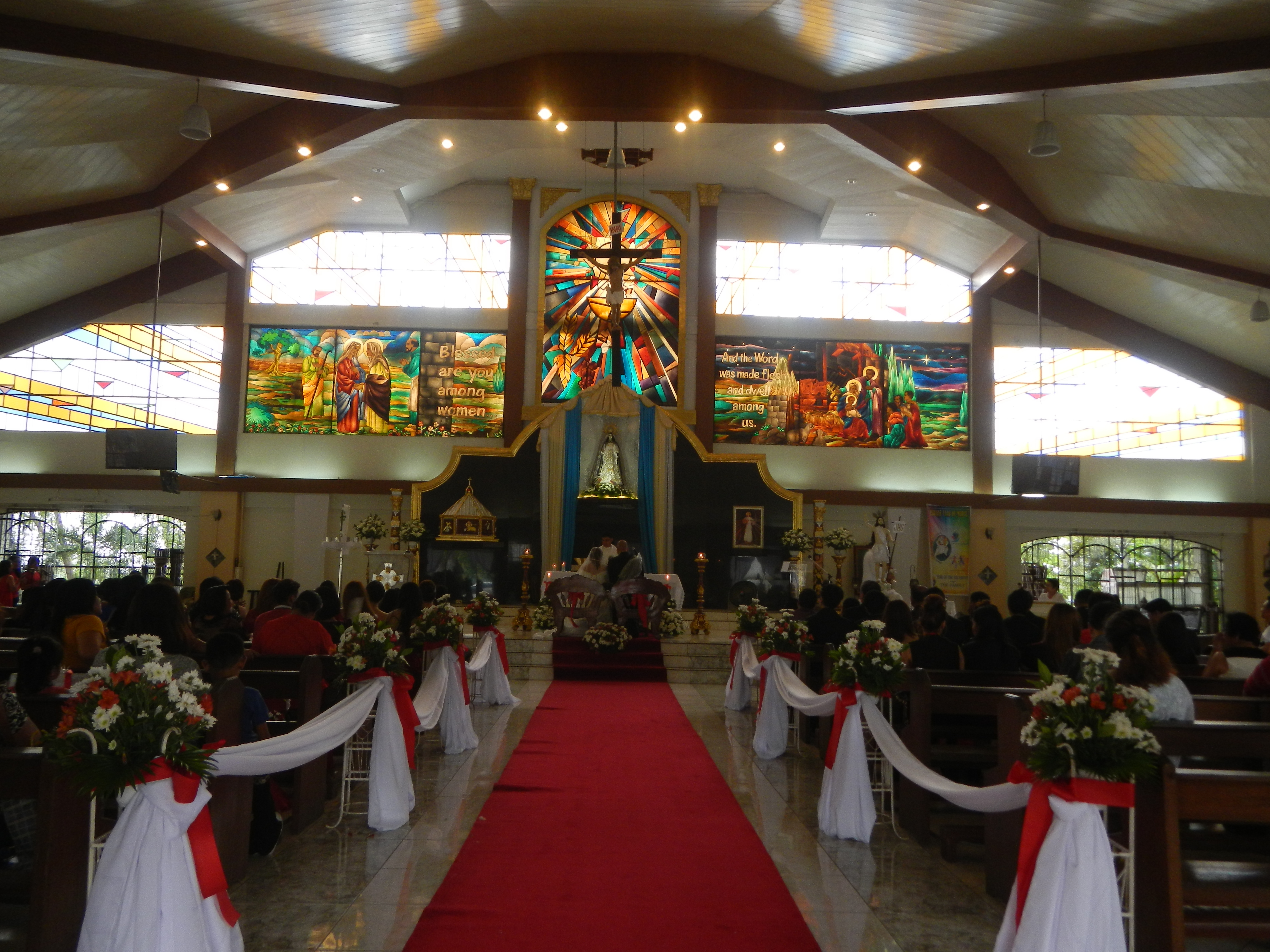 File0124jfnovaliches Lagro Quezon City Caloocan Churches