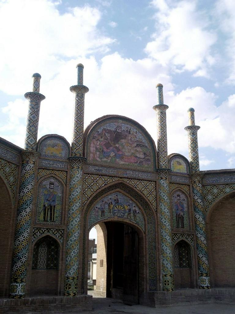 دروازه ارگ (سمنان)