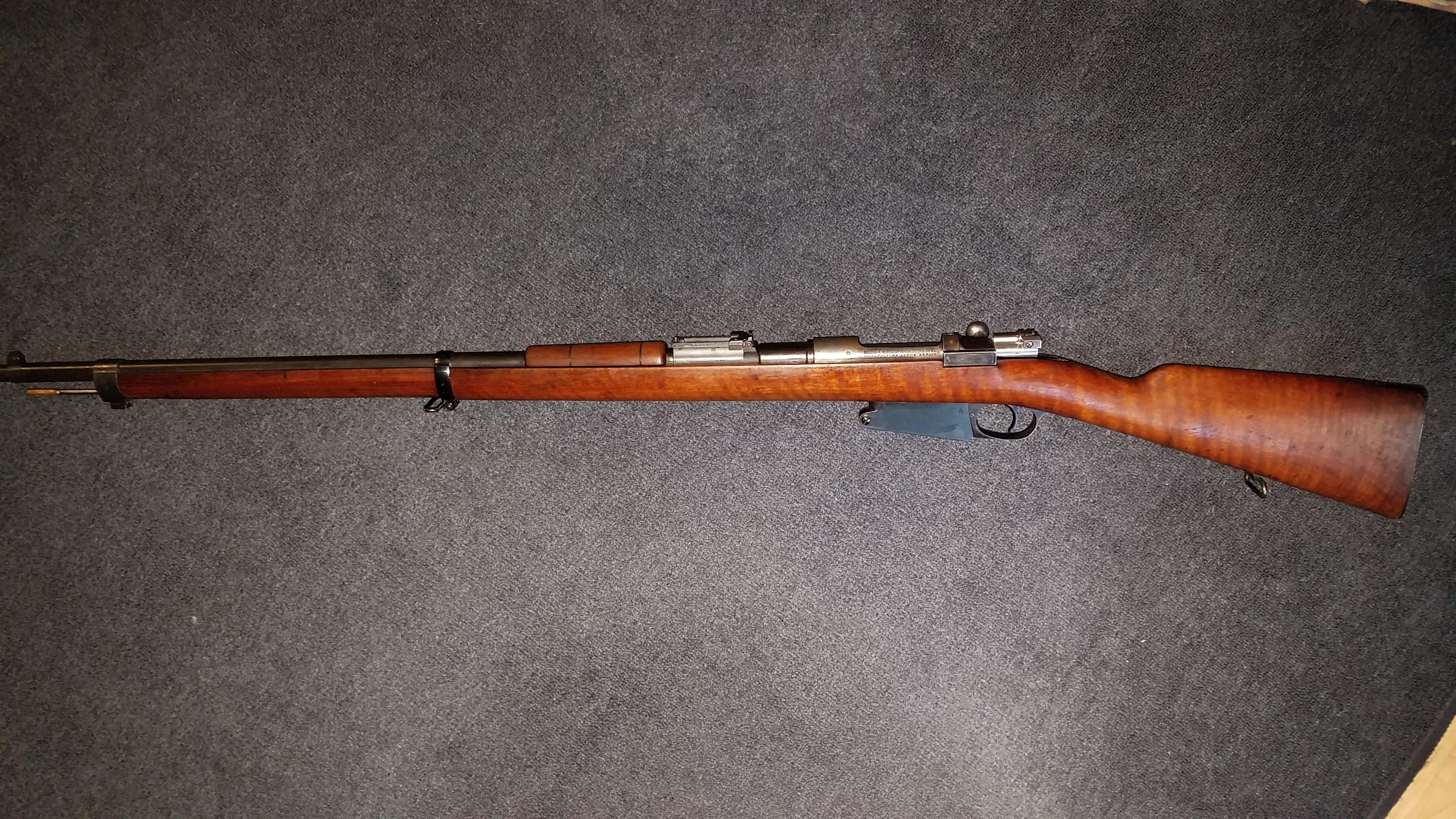 Mauser Model 1889 - Wikipedia