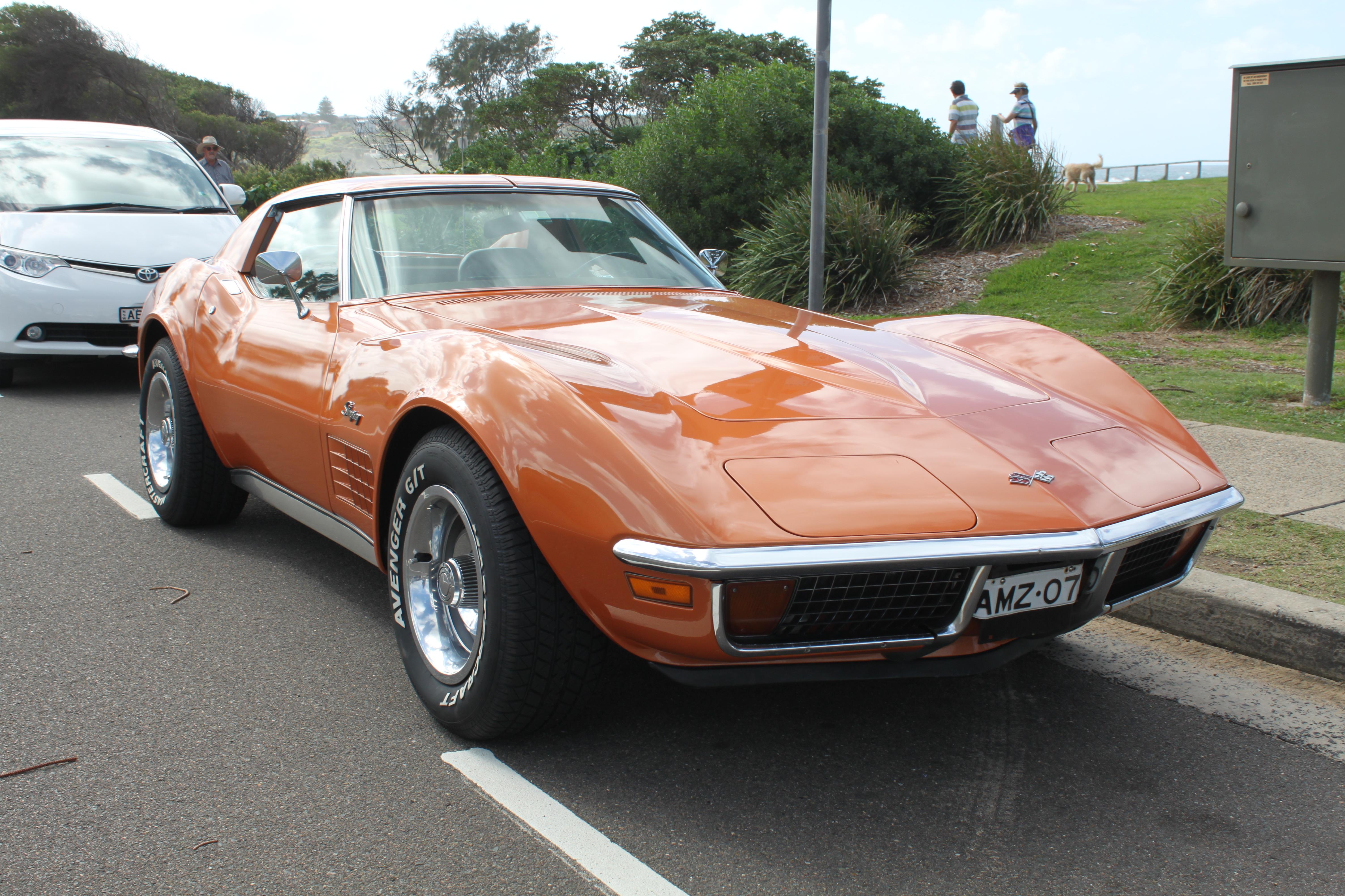 Chevrolet Corvette Stingray >> File:1972 Chevrolet Corvette C3 Stingray (26105484413).jpg - Wikimedia Commons
