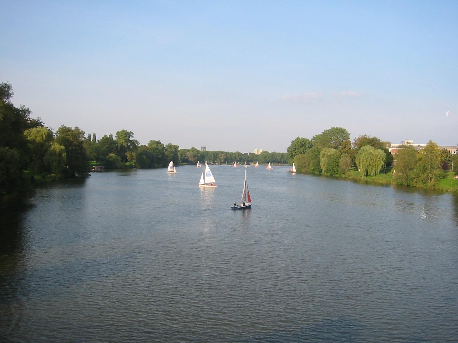 Fluss Münster