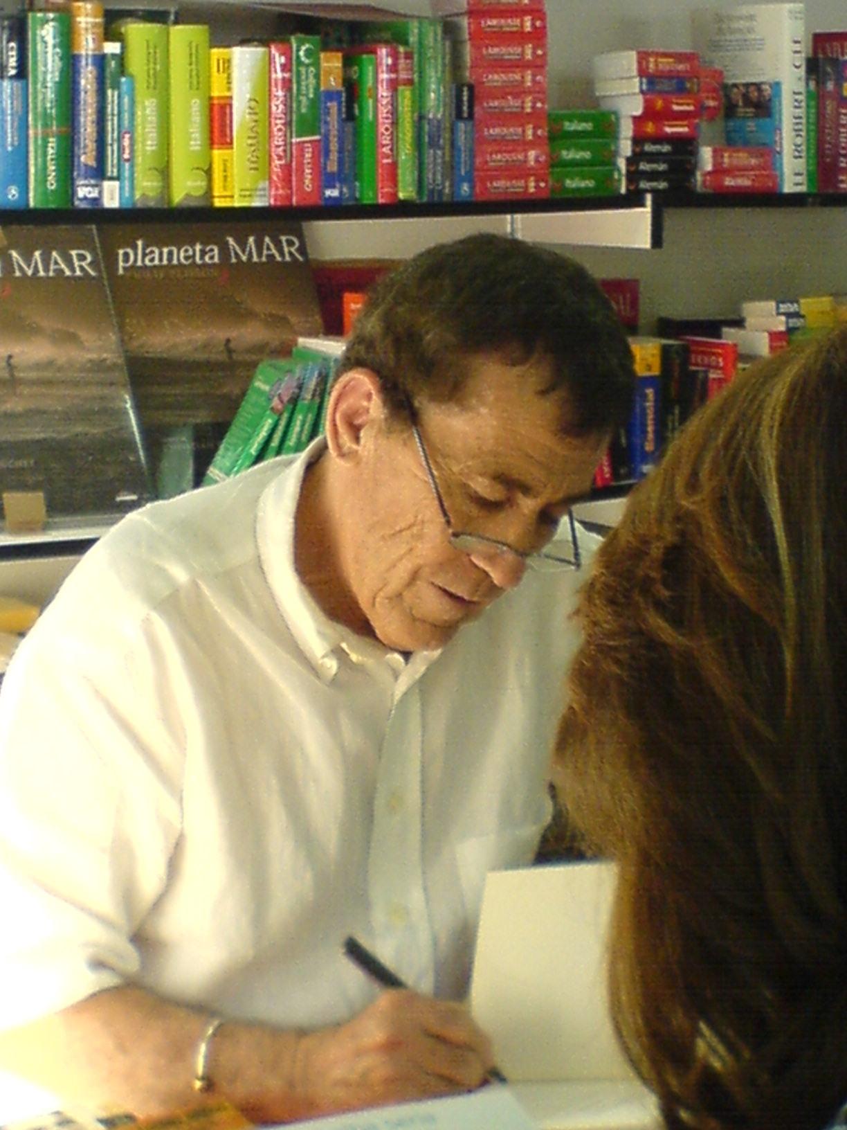 Fernando Sanchez Drago Fernando Sánchez Dragó en