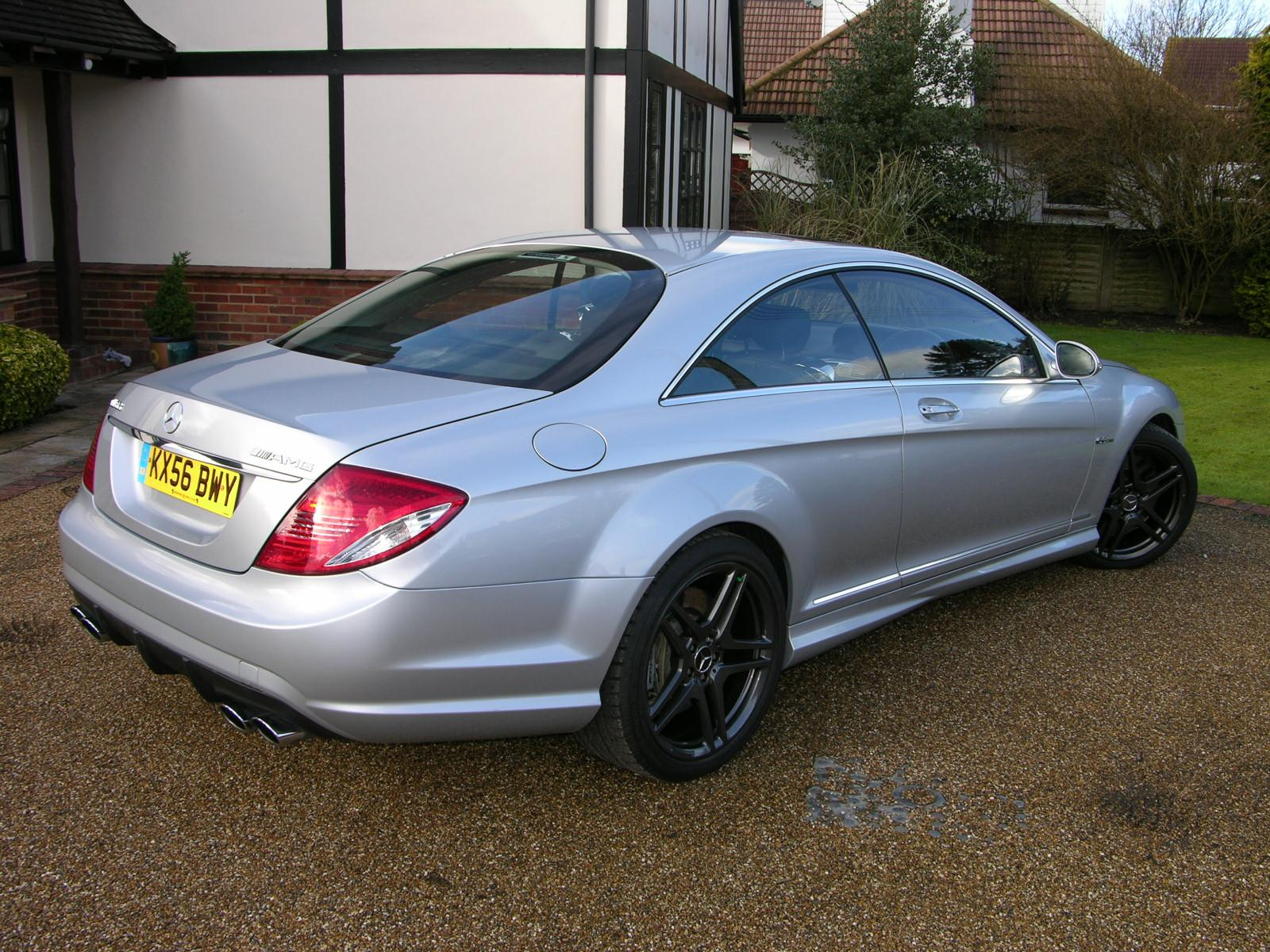 File 2007 mercedes benz cl63 amg flickr the car spy 1 for Mercedes benz cl63