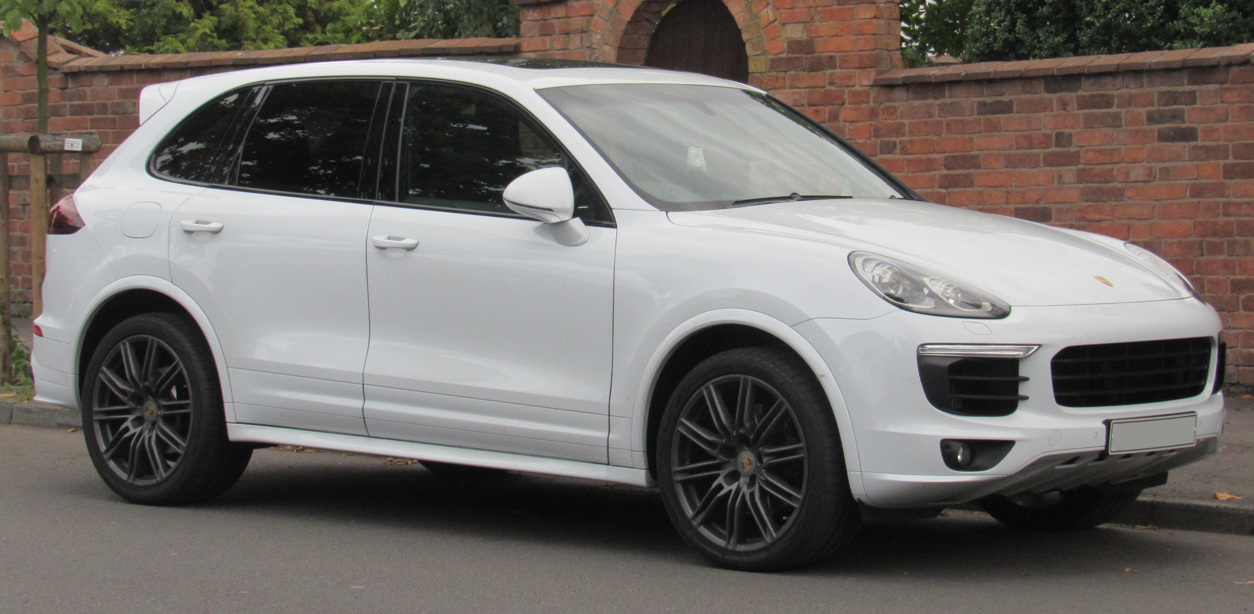 Porsche Cayenne V6 Sel Uk Facelift
