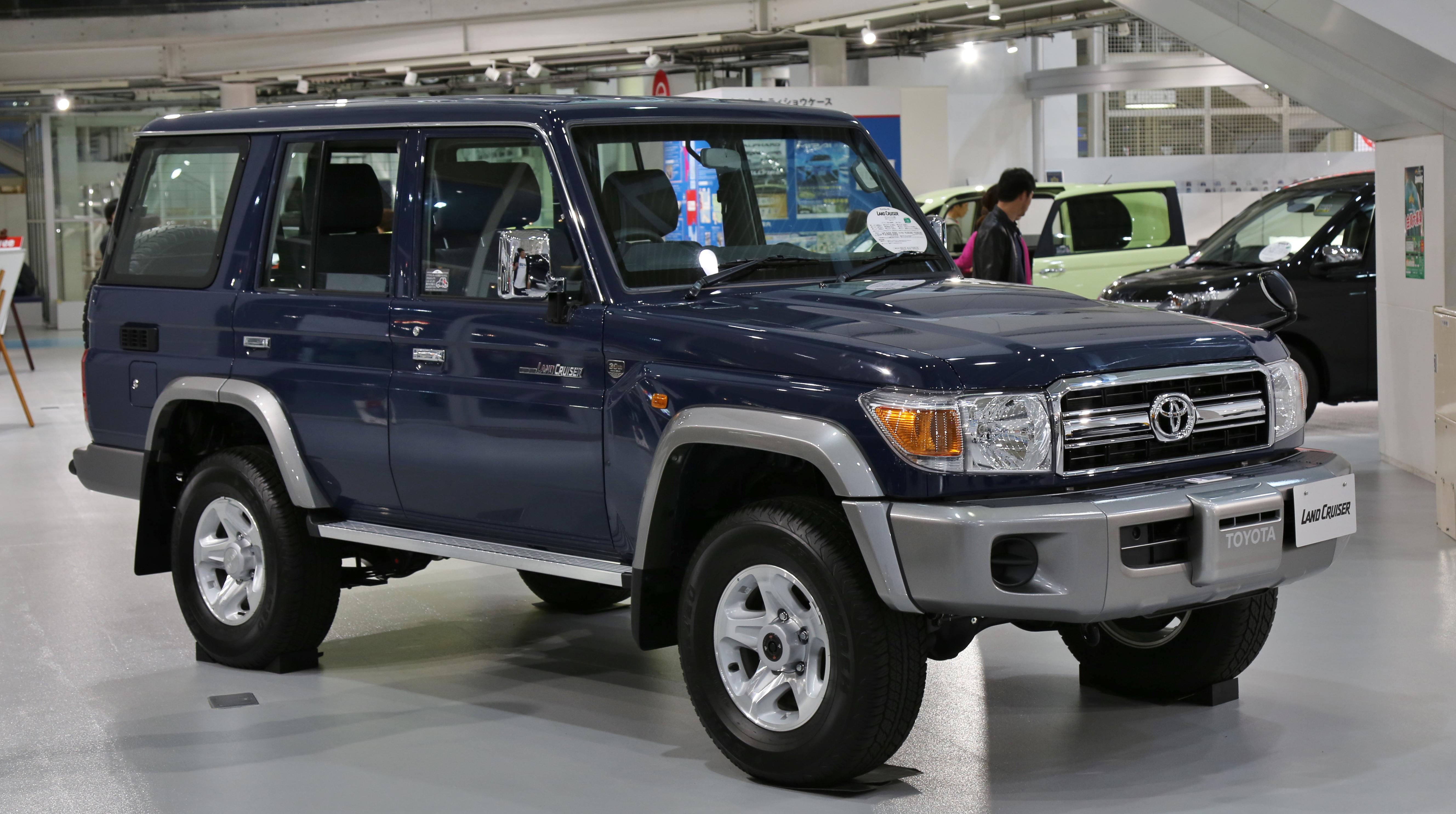 Toyota Land Cruiser 70 Modified | www.pixshark.com ...