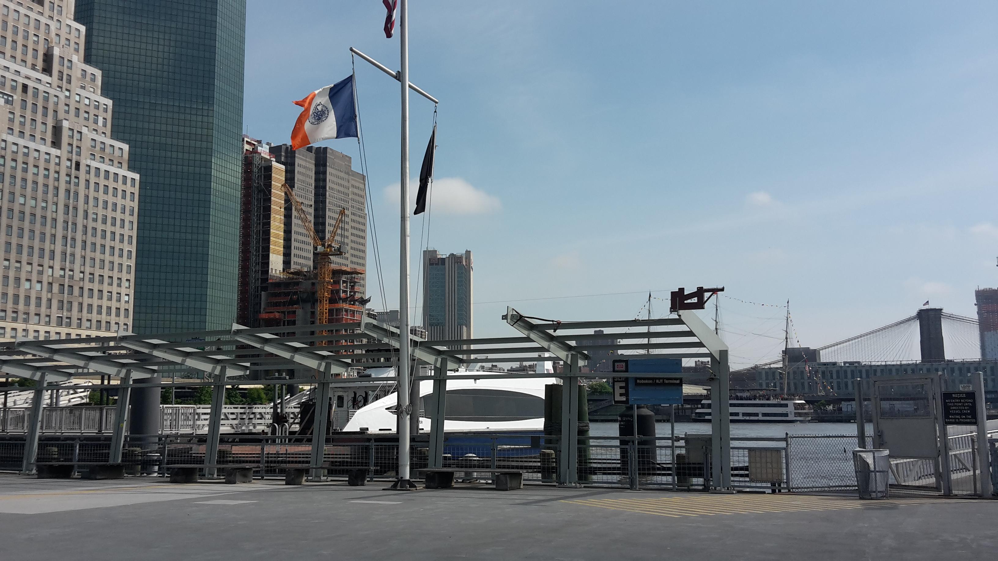 File:20170528 - Pier 11-Wall Street Ferry Terminal jpg