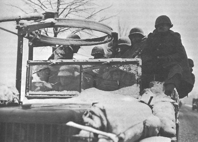 The Ardennes: Battle of the Bulge/Chapter XX - Wikisource, the free online library