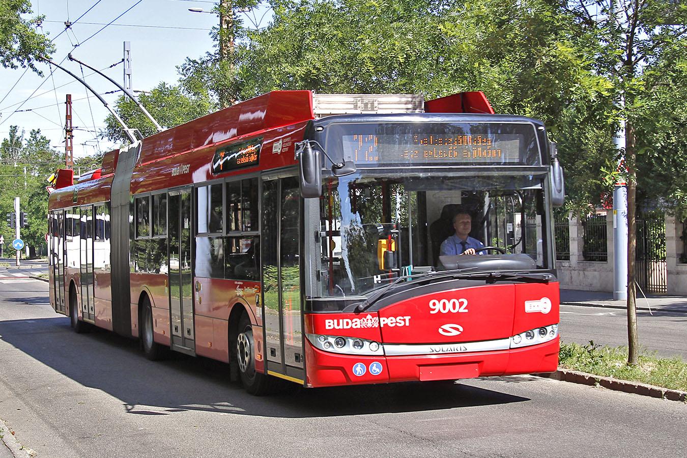 72-es trolibusz (Budapest) – Wikipédia