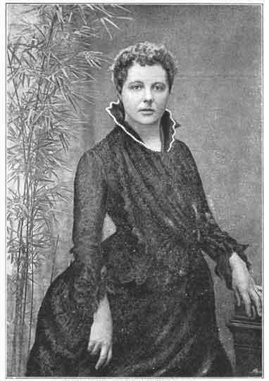 Annie Besant in 1885