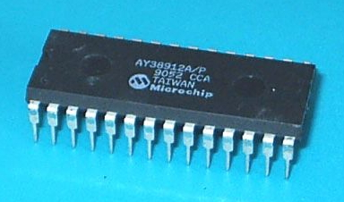 GI AY-3-8913 DIP Programmable Sound Generator