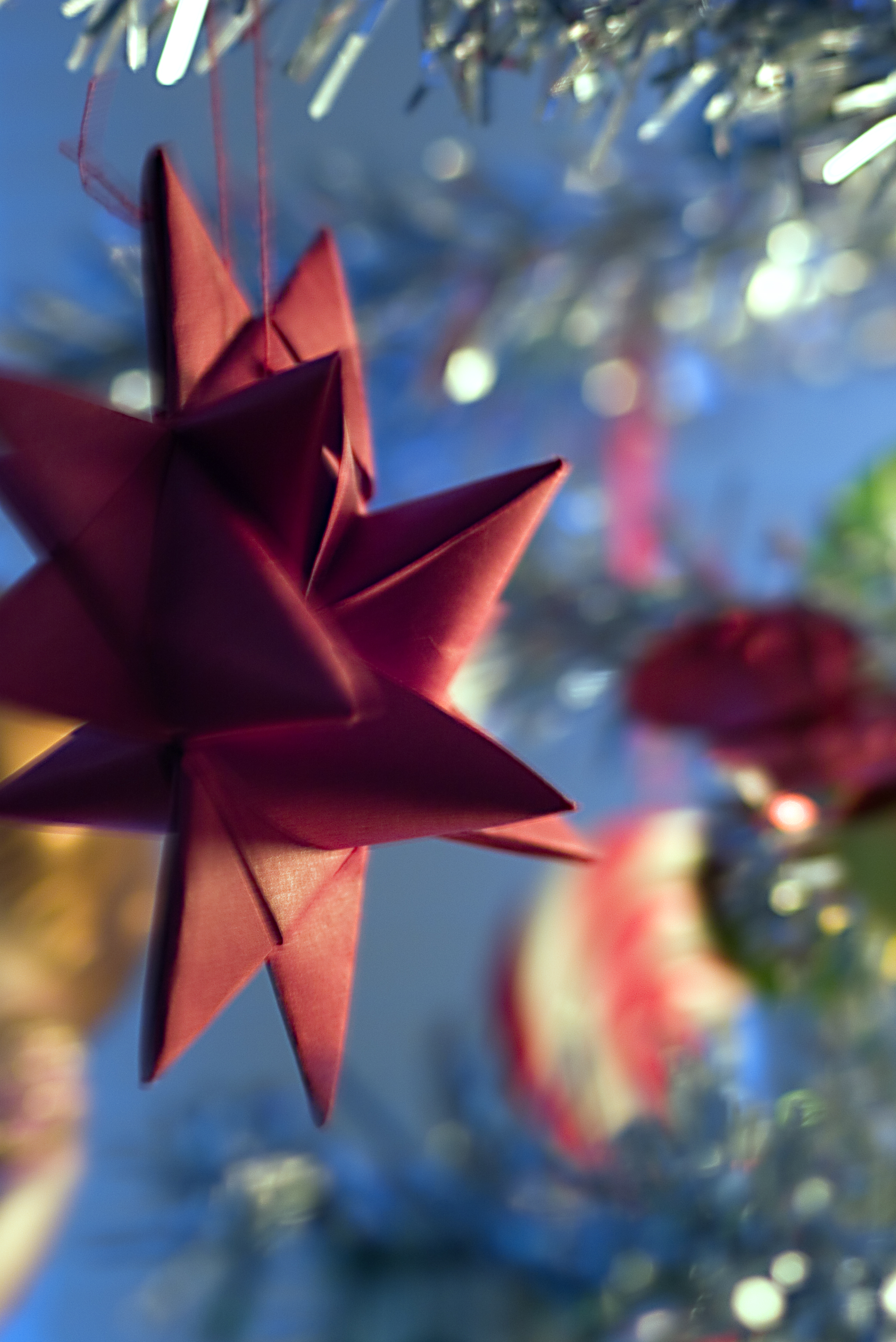 A Christmas Star.Froebel Star Wikipedia