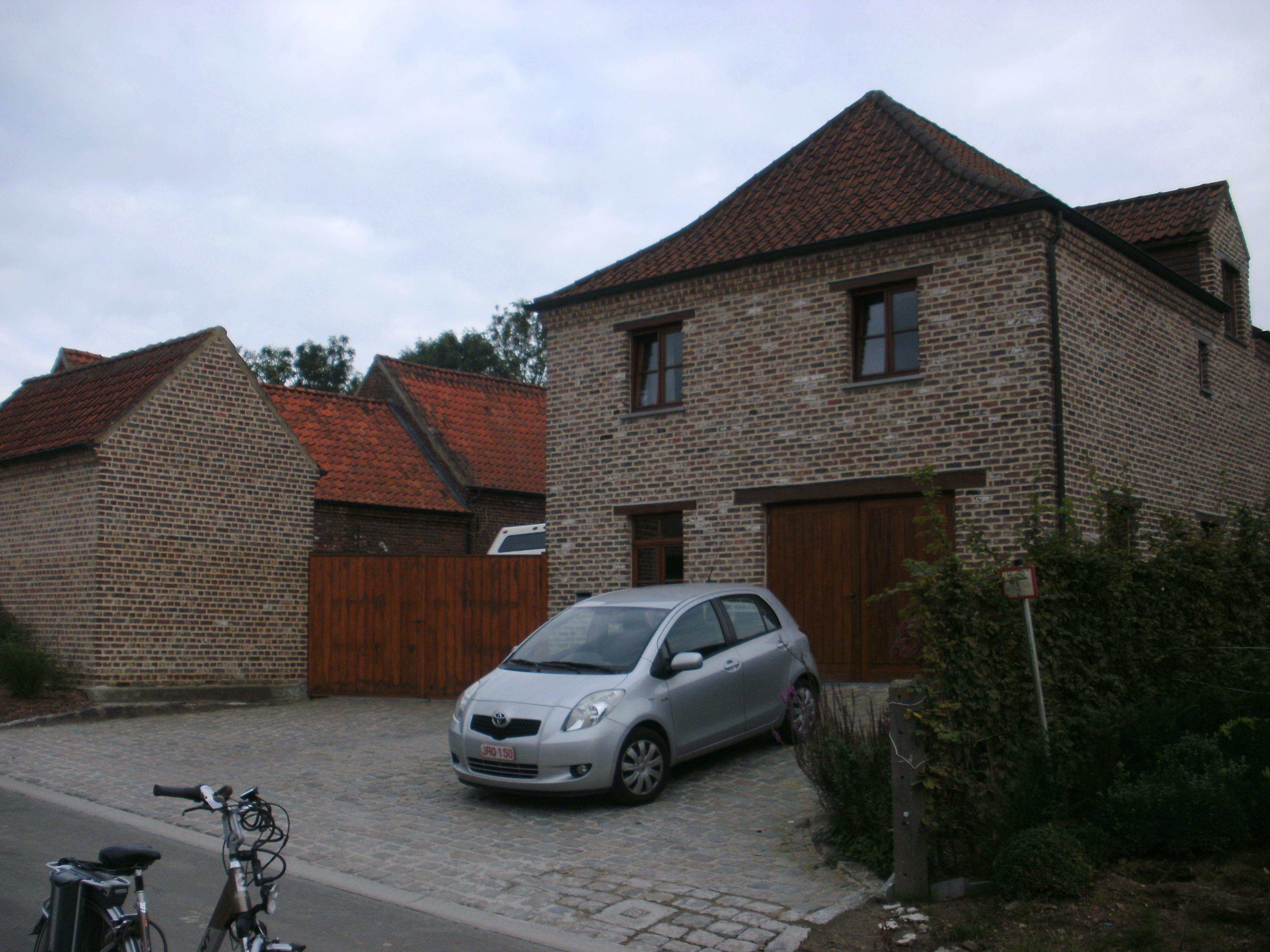 File Aaigem Hoeve Aaigembergstraat 16 Jpg Wikimedia Commons